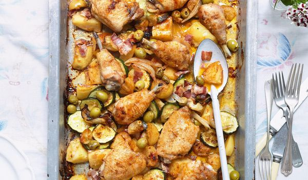 10 Midweek Family Meal Recipes from Mary Berry