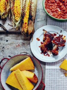 Inspiring side dishes, sauces and marinades