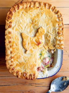 Delicious recipes for family occasions