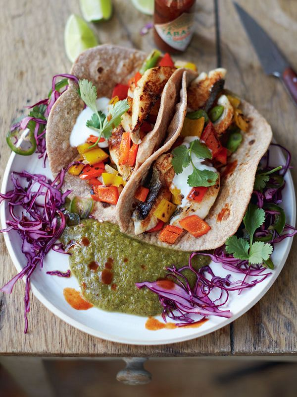 Jamie's inspiring recipes for delicious and nourishing meals