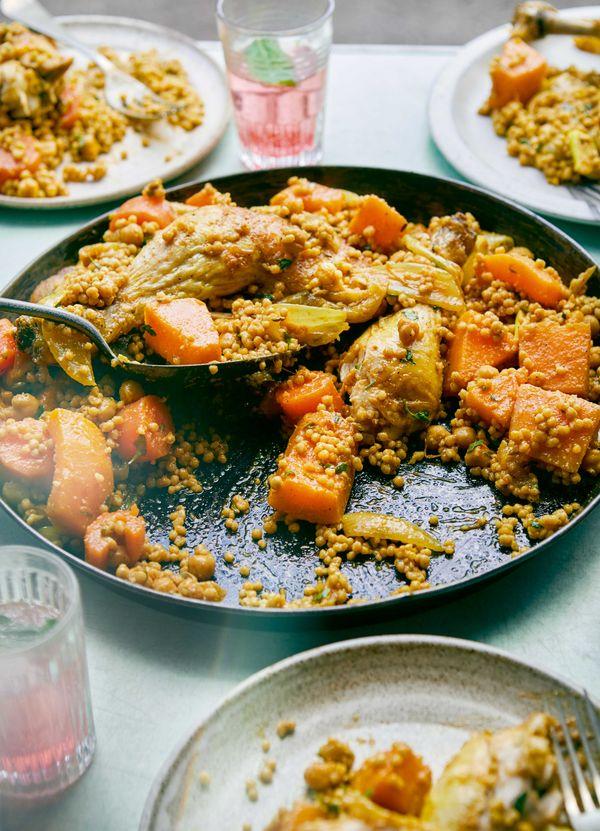 Sami Tamimi's Eid-al-Fitr feasting favourites from Falastin
