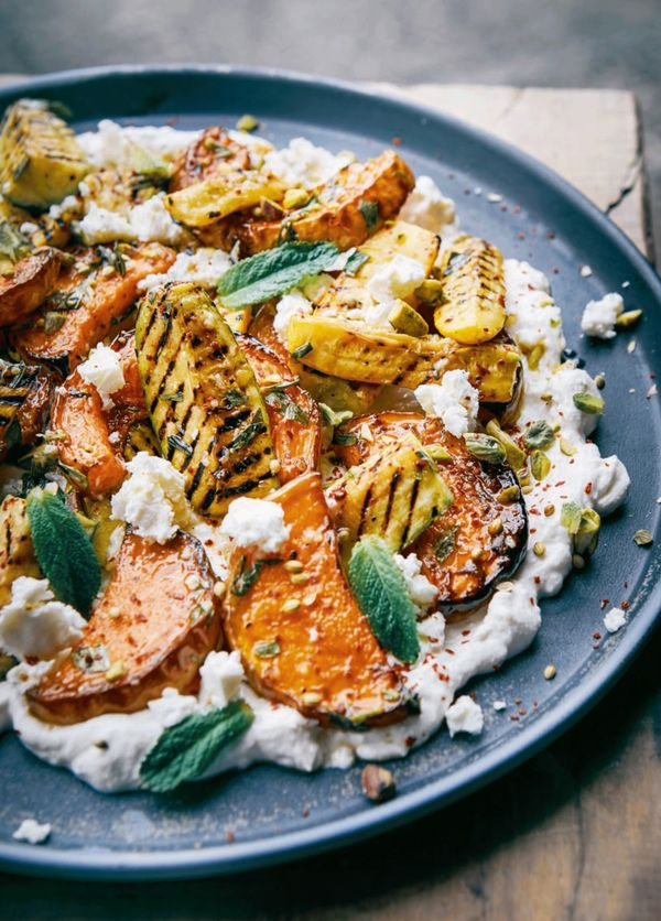 A love letter to Palestinian food and culture from the Ottolenghi co-authors..