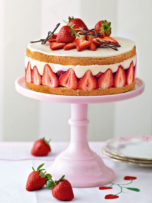 Showstopping recipes from the Great British Bake Off