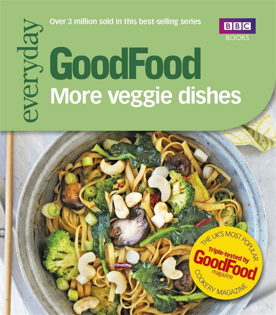 Good Food: More Veggie Dishes