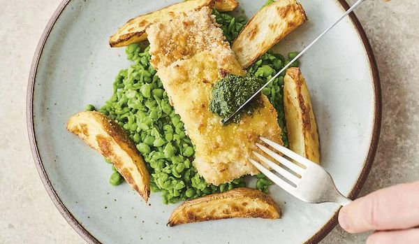 7 days of dinners from Jamie's 7 Ways cookbook