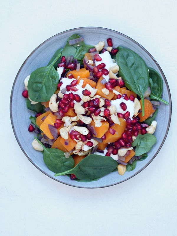 Delicious salad recipes to revolutionise your lunchbox