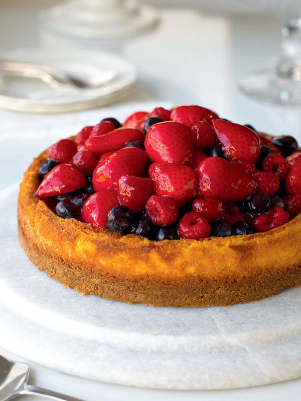 Simple puddings for home entertaining