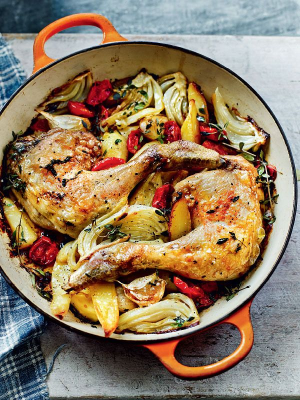 Comforting recipes for traditional home cooking