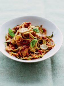 Classic dishes with a nourishing vegan twist