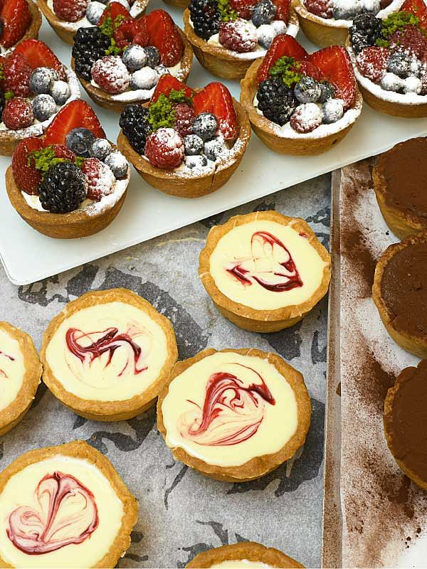 Recipes for Ottolenghi's celebrated desserts