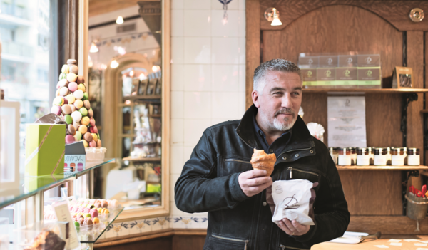 Exclusive Q&A with Paul Hollywood