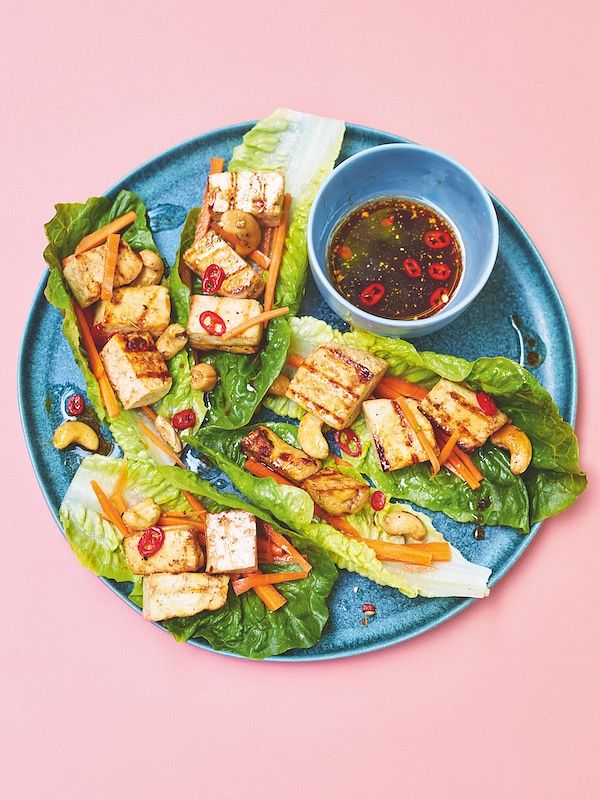 A fresh perspective on meat-free summertime meals