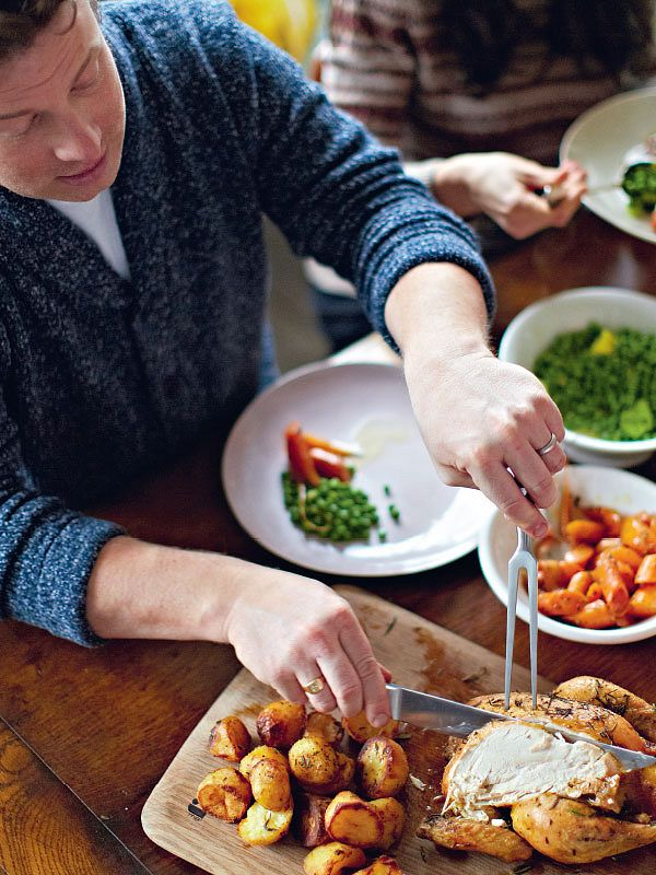 Learn how to cook on a budget with Jamie Oliver