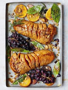 Full of clever tips on seasonal ingredients and sustainable cooking