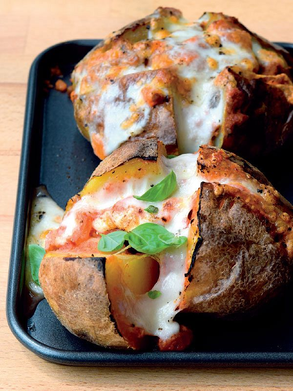 Quick meals for dining solo or sharing with friends