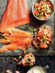 Delicious recipes celebrating nutritious feel-good food
