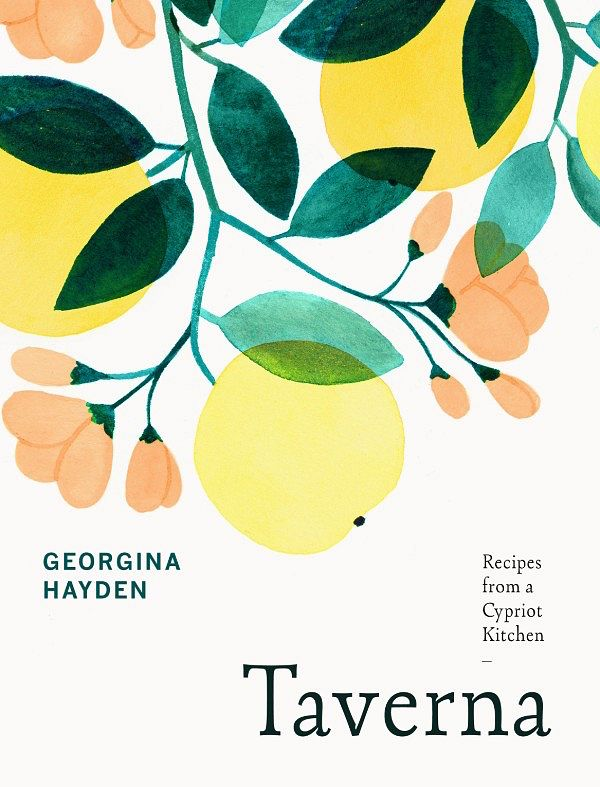 Taverna: Recipes From a Cypriot Kitchen