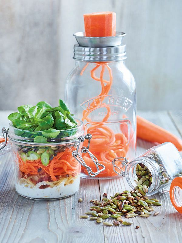 Creative ideas for on-the-go lunches and breakfasts