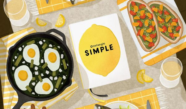 Yotam Ottolenghi's Home-Cooked Summer