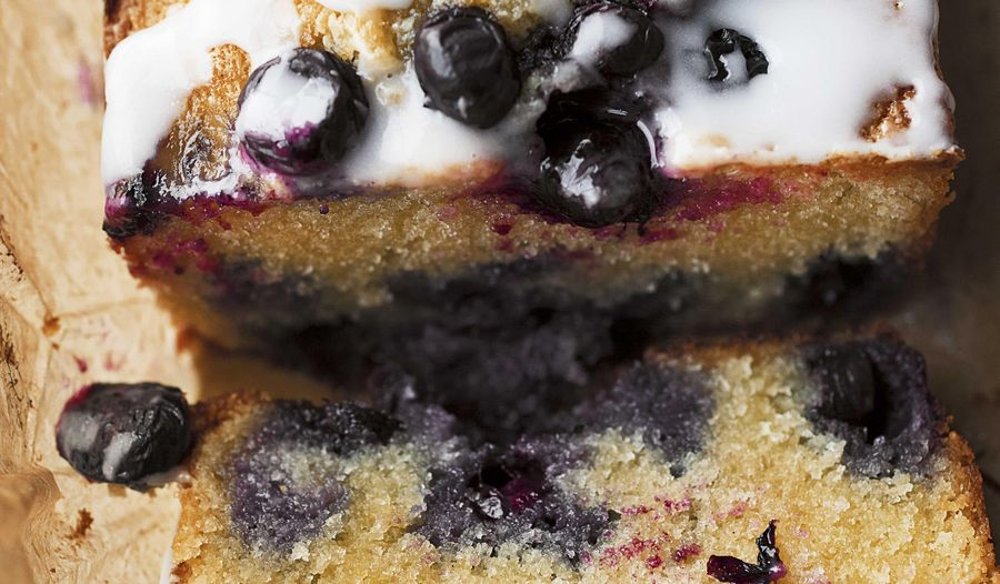 Ottolenghi's Blueberry
