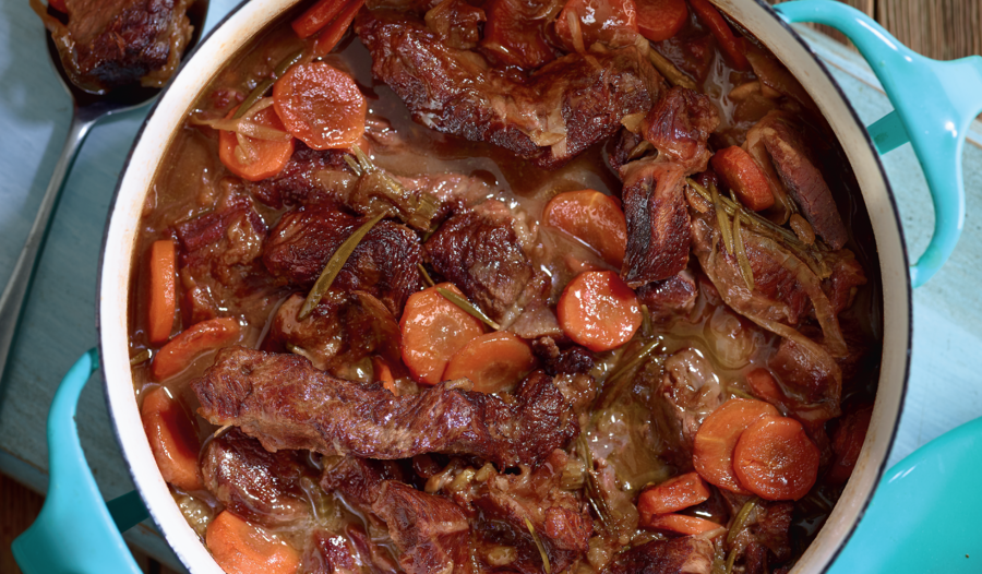 Beef Stew from Eat Well for Less