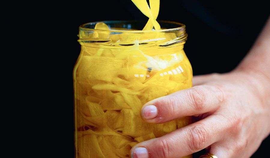 Heritage Carrot and Ginger Pickle Recipe | Newton & Pott