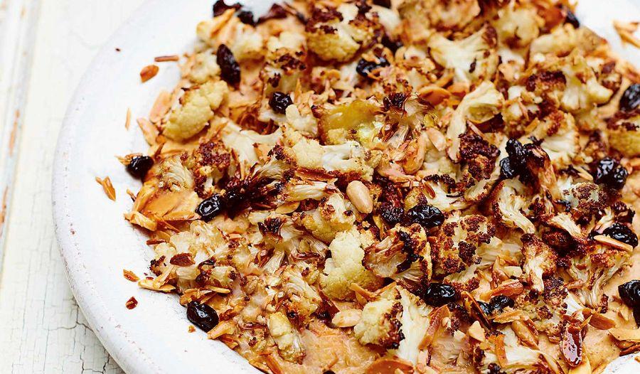 Meera Sodha's Cauliflower Korma with Blackened Raisins Recipe