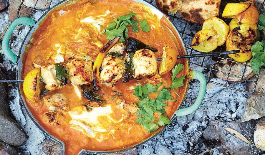 Chicken Tikka Masala   Comfort Food Cookbook