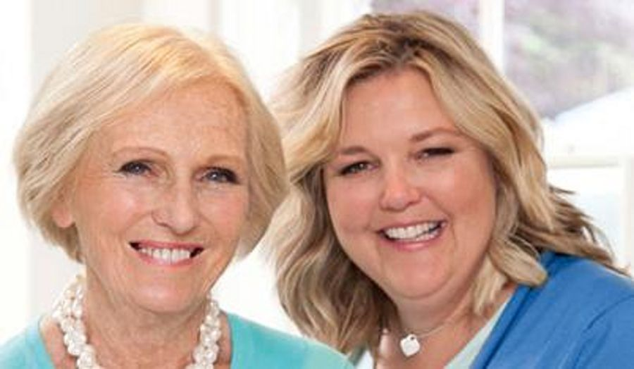 Mary Berry & Lucy Young's  Top Tips for a Festive Drinks Party