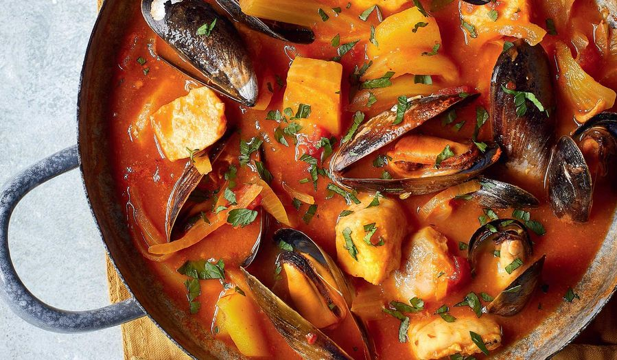 Spanish Fish Stew | BBC Eat Well For Less