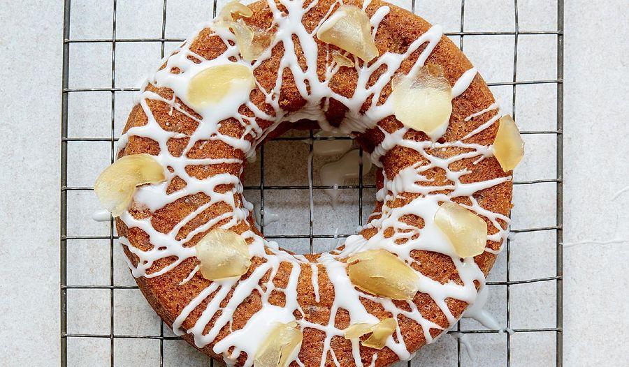 Ginger Spiced Ring Cake