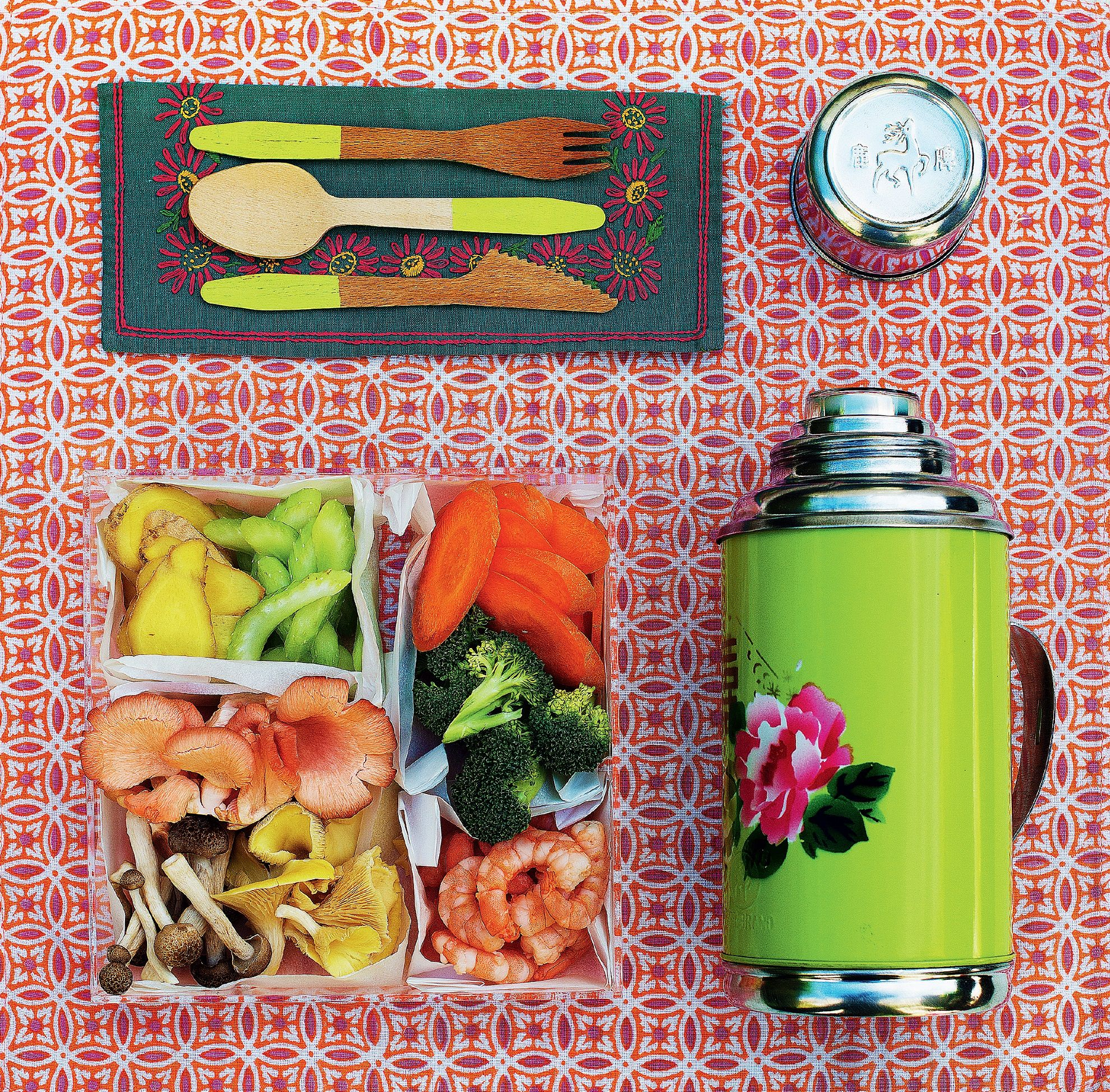 Packed Lunch Broth