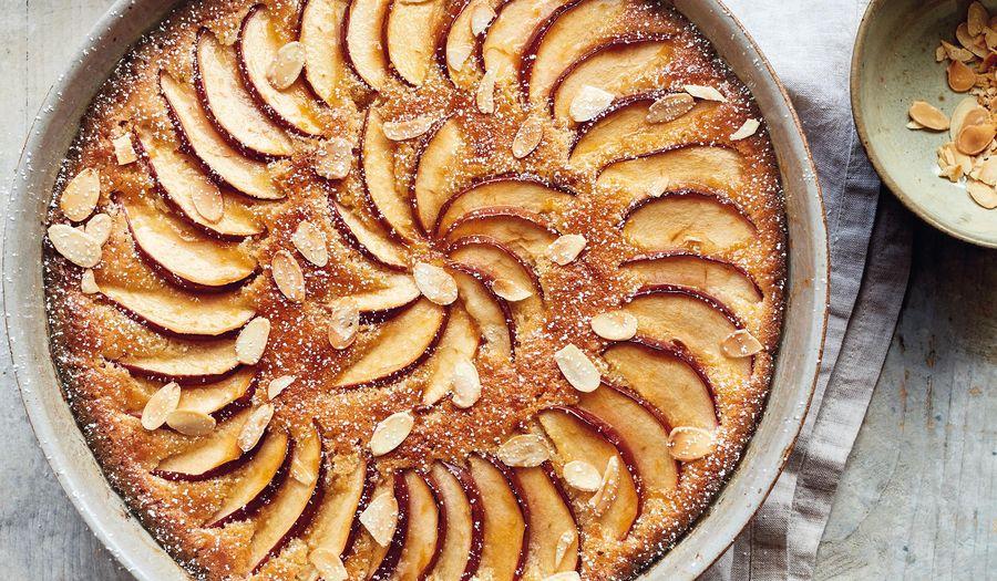Mary Berry Brioche Frangipane Apple Pudding | BBC2 Simple Comforts