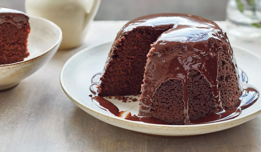 Mary Berry Chocolate Steamed Pudding | BBC2 Simple Comforts