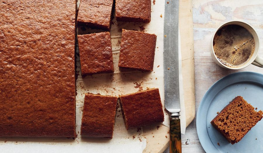 Mary Berry Granny's Gingerbread Recipe | BBC2 Simple Comforts