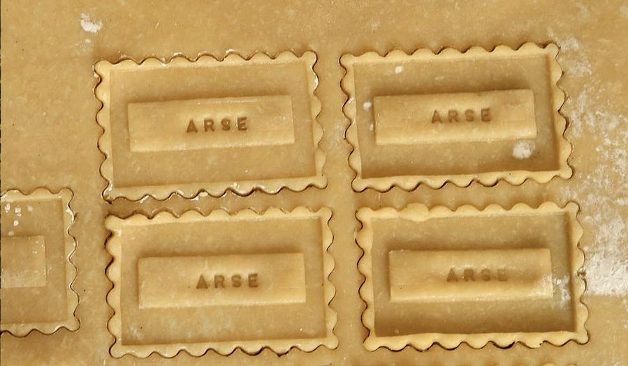 Nice Arse Biscuits