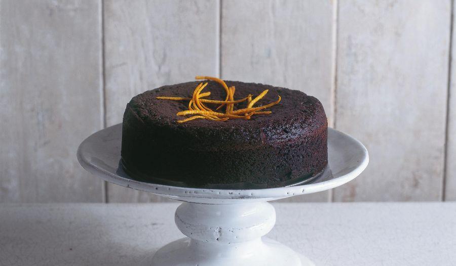 Nigella Lawson's Chocolate Orange Cake | Easy Baking Recipe