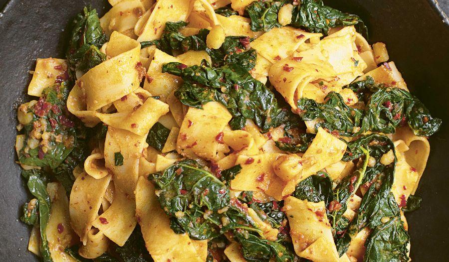 Nigella Lawson's Pappardelle Pasta