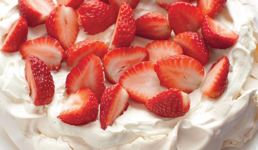 Mary Berry's Strawberry Pavlova Recipe - Perfect Summer Dessert!