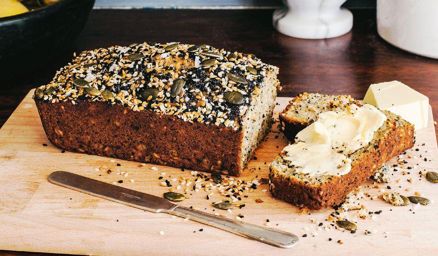 Gail's Bakery No-Knead Seeded Loaf | Easy Lockdown Bread Recipe
