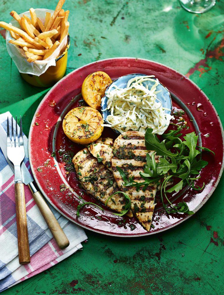 Ainsley Harriott Lemon & Herb Chicken | Midweek Meal