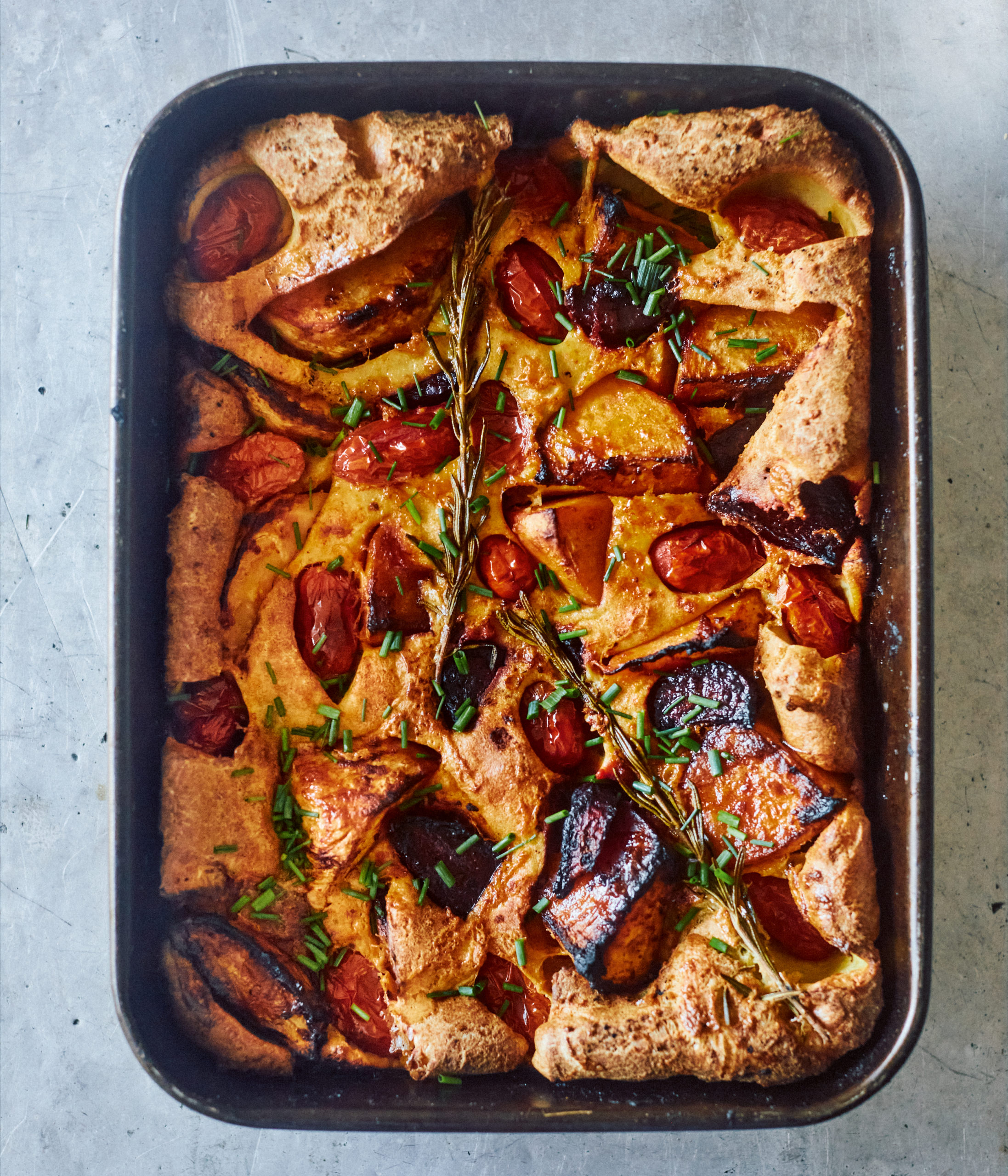 ottolenghi vegetarian toad-in-the-hole