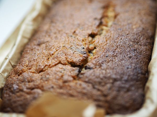 Chocolate and Banana Loaf from The Primrose Bakery Book Review
