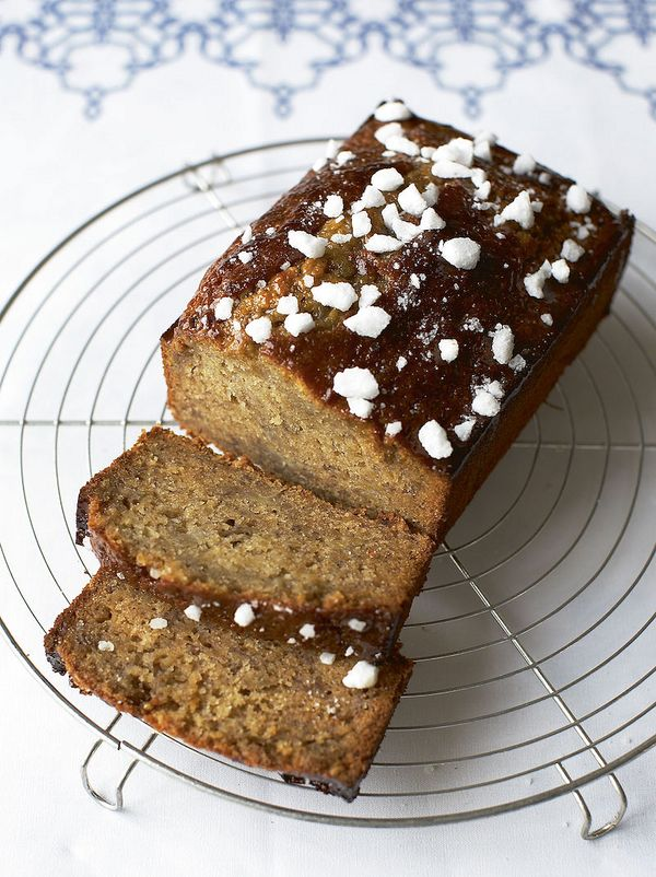 10 recipes you'll love in Mary Berry's Baking Bible banana and honey teabread