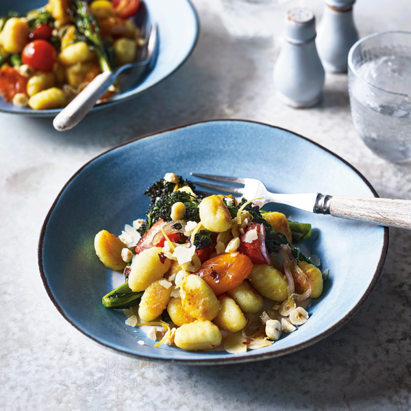 Easy One Pan Meals | Pan-fried Gnocchi
