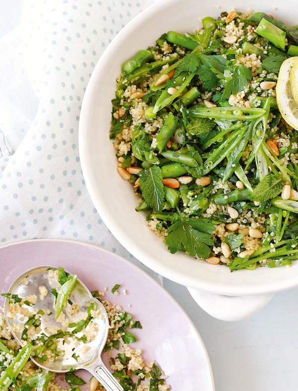 easy couscous salad recipes green couscous salad mary berry