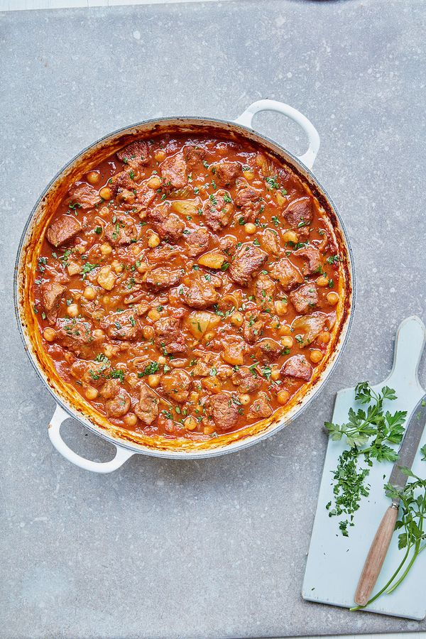 best mary berry stews casseroles hot pots Lamb Tagine from Mary Berry's Quick Cooking