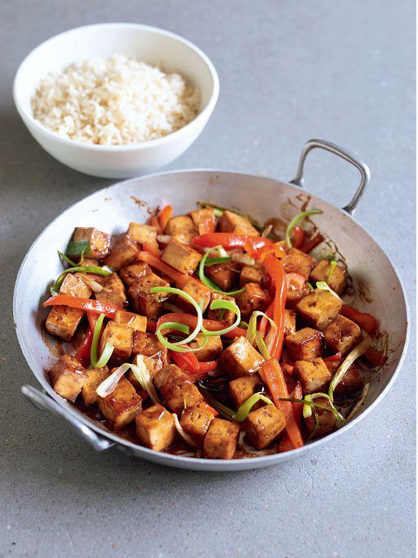 Stir Fried Tofu - How to Cook & Prepare Tofu | How to Fry, Marinate & Buy in the UK